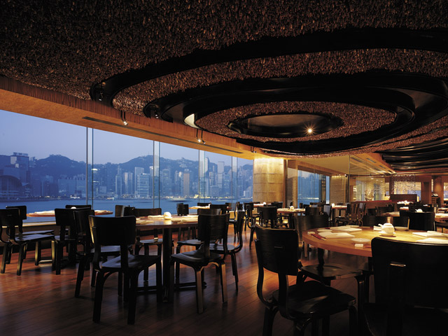 Intercontinental Hong Kong - Nobu Restaurant