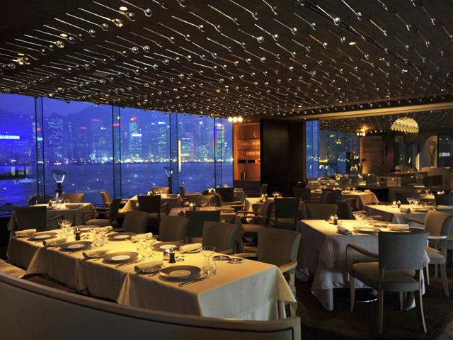 Intercontinental Hong Kong - Spoon Restaurant