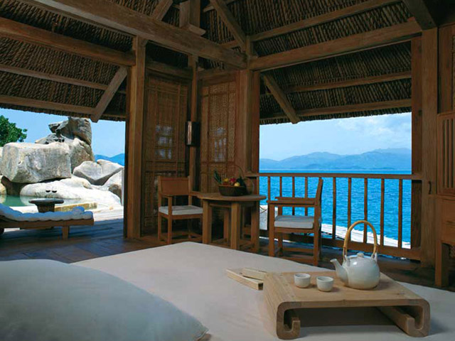 Six Senses Ninh Van Bay - Rock Villa
