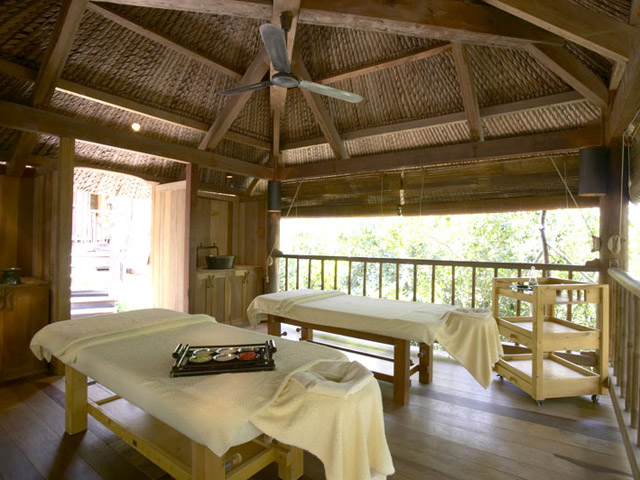 Six Senses Ninh Van Bay - Spa Suite