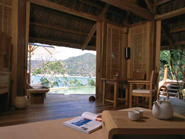 Six Senses Ninh Van Bay - Hill Top Villa