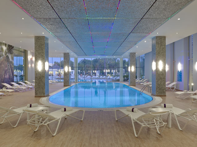 Zeynep Golf Resort - Indoor Swimming Pool
