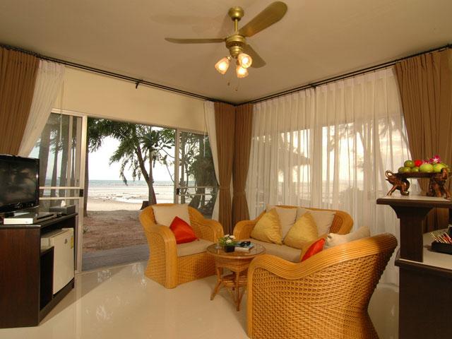 The Passage Samui Villas & Resort - Living room