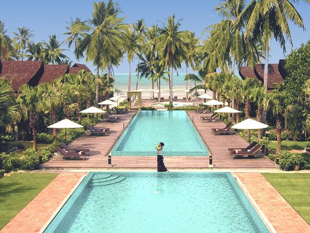 The Passage Samui Villas & Resort - Pool area