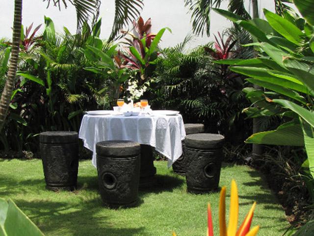 Villa Chocolat - Breakfast area