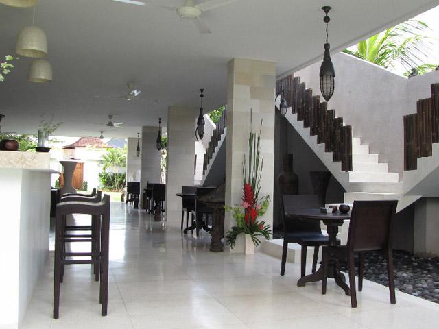 Villa Chocolat - Dinning area