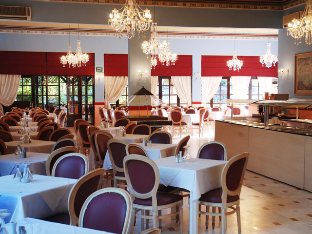 Zante Royal & Water park - Restaurant