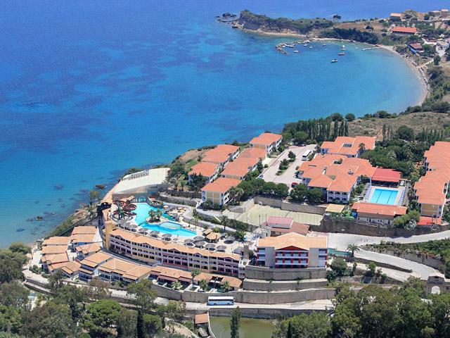 Zante Royal & Water park - Aerial View