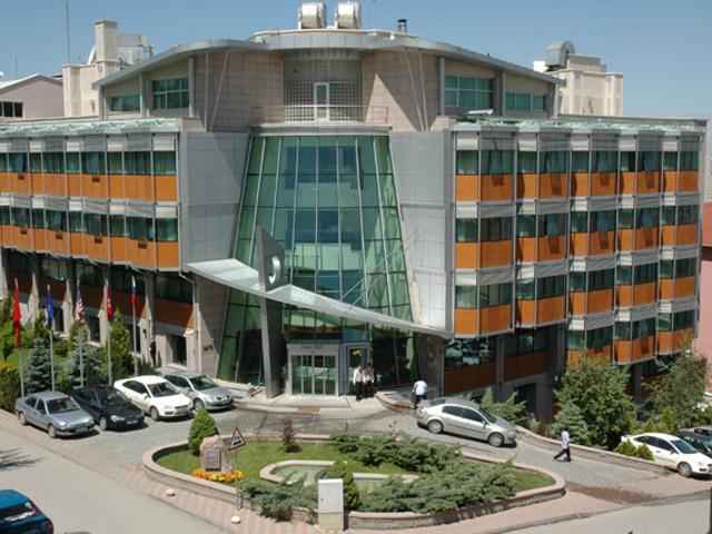 Hotel Midi Ankara - Exterior View