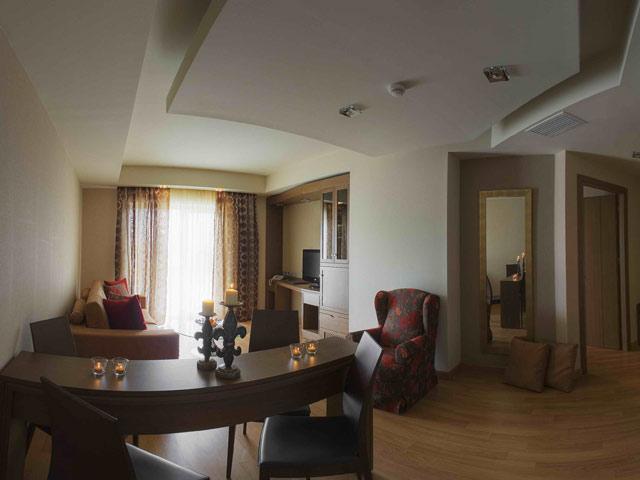 Elpida Resort & Spa - Living Room