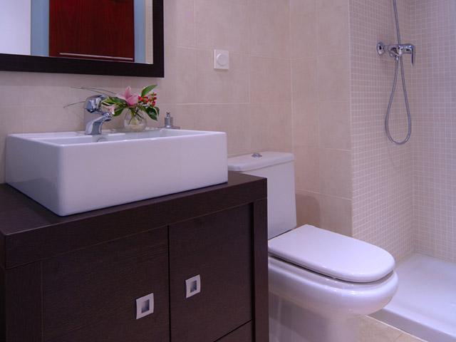 Fuerte Calaceite Deluxe Apartments - Bathroom
