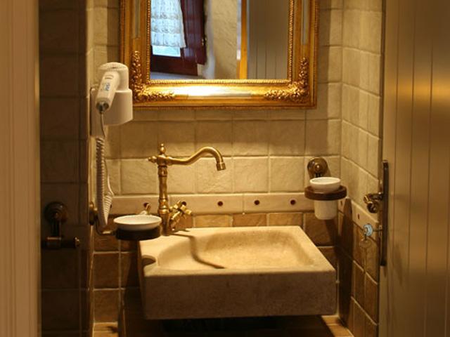 To Pappoudiko - Bathroom