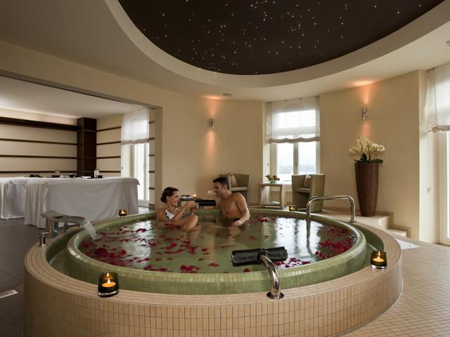 Palace Luzern - spa