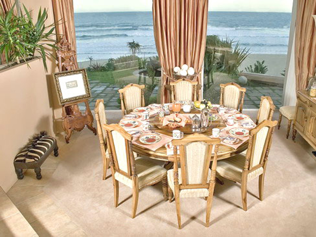 Xanadu Guest Villa - Lounge Area