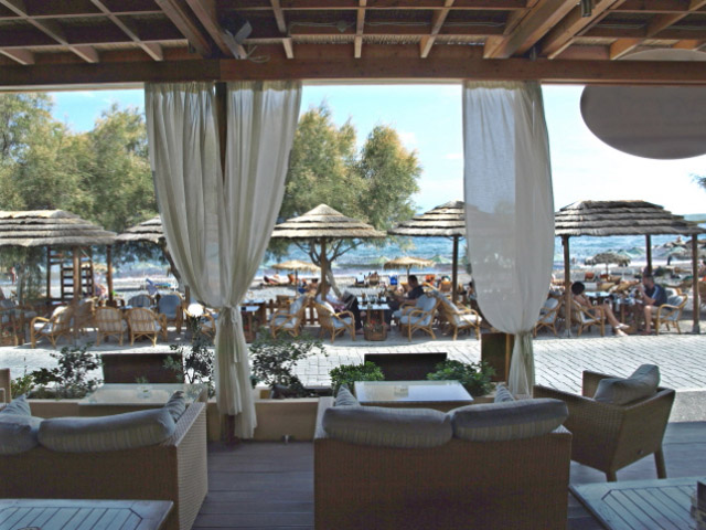 Levante Beach Hotel - Cafe