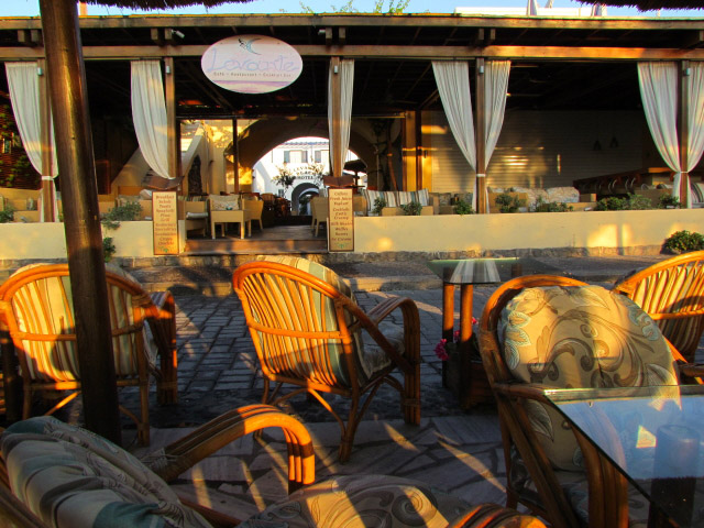 Levante Beach Hotel - Restaurant
