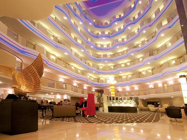 Eser Premium Hotel & Spa  - lobby