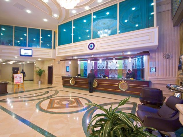 Eser Premium Hotel & Spa  - Reception
