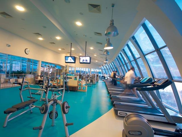 Eser Premium Hotel & Spa  - Fitness Area