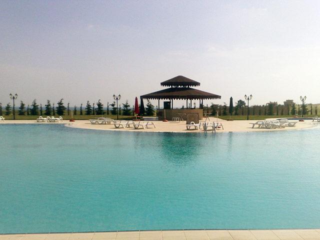 Eser Diamond Hotel & Convention Center - Pool Area