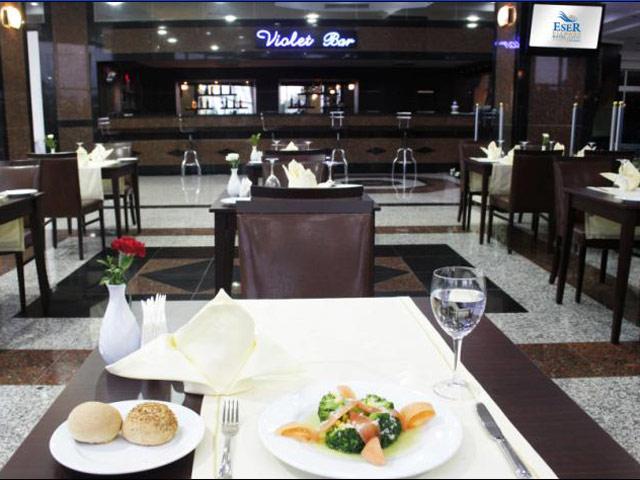 Eser Diamond Hotel & Convention Center - Restaurant