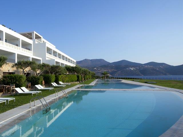 Sensimar Minos Palace Hotel & Suites -