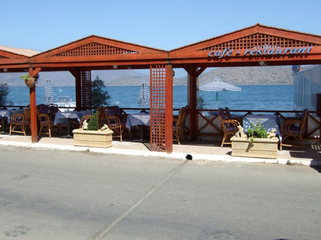 Elounda Akti Olous - Blue Sea Restaurant