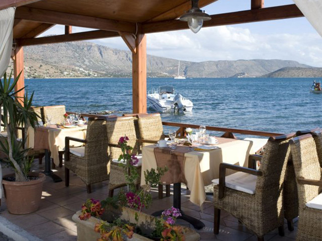 Elounda Akti Olous - Breakfast Area