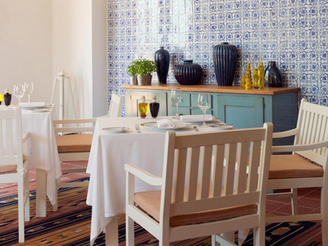 Blue Palace Resort & Spa - Isola Dining Area