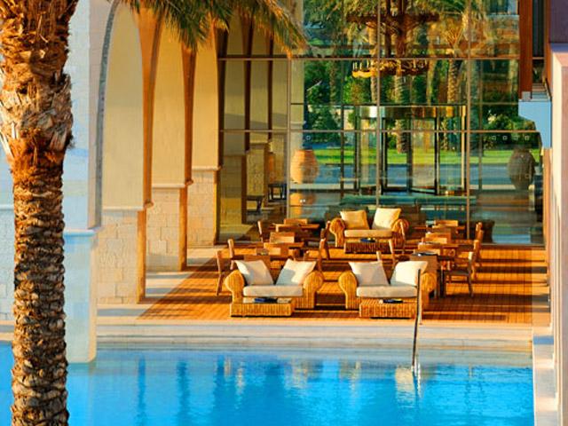 Blue Palace Resort & Spa - Blue Palace Arsenali Pool Bar