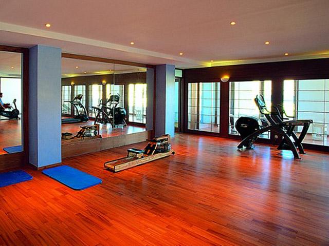 Blue Palace Resort & Spa - Fitness Room