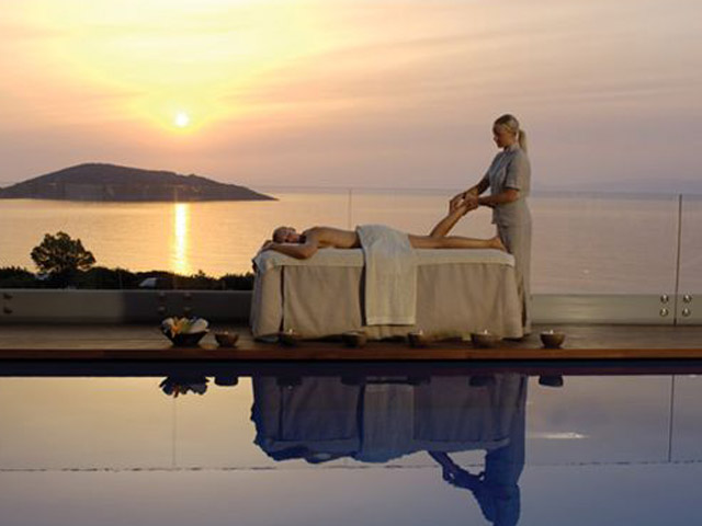Elounda Beach Premium & Sports Club - Spa Sunrise