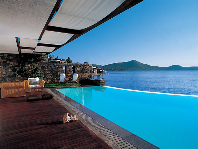 Elounda Beach Exclusive  & Platinum Club - Elounda each  Exclusive Club & platinum club