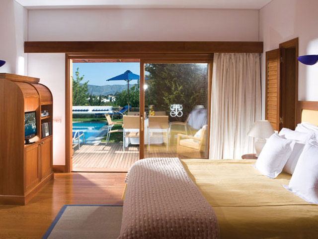 Elounda Beach Exclusive  & Platinum Club - Elounda Beach Exclusive Club  Family Residences Bed Room