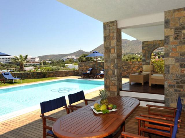 Elounda Beach Exclusive  & Platinum Club - Elounda Beach Exclusive Club  Grand Suites Dining Room