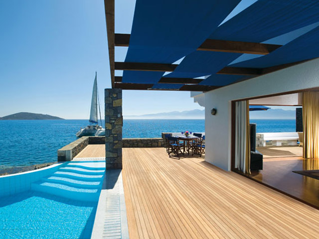 Elounda Beach Exclusive  & Platinum Club - Elounda Beach Exclusive Club  Presidential Suites Exterior View