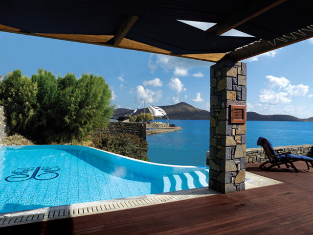 Elounda Beach Exclusive  & Platinum Club - Elounda Beach Exclusive Club  Presidential Suites Pool Area