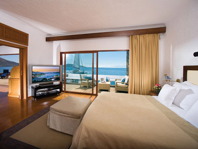 Elounda Beach Exclusive  & Platinum Club - Elounda Beach Exclusive Club  Presidential Suites Bedroom