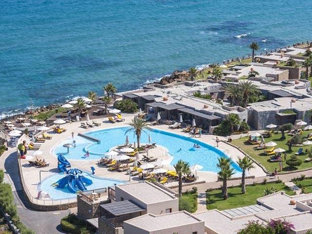 ikaros beach luxury resort spa hotels malia heraklion. Black Bedroom Furniture Sets. Home Design Ideas